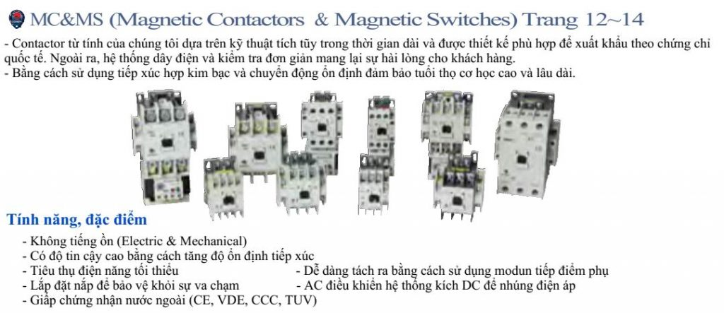 contactor-dong-a